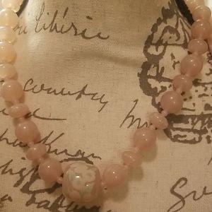 Gorgeous vintage necklace PM 131A